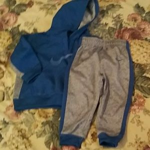 Other - Toddler Nike Dri-Fit Boys SweatSuit